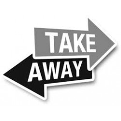 Higiene e Limpeza - Take Away