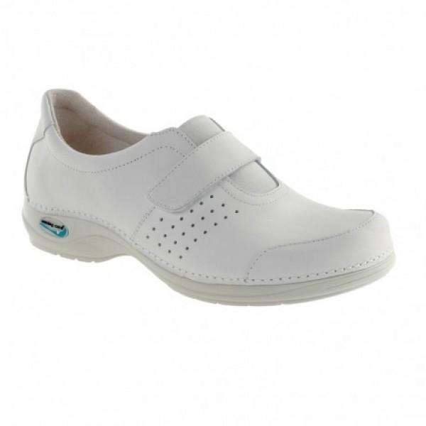 Sapato Wash'Go Milão Branco