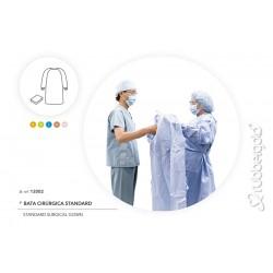 Bata Bata Cirúrgica Standard, Esterilizada, com duas toalhas de mão