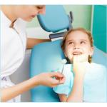 Babete Dentário Descartável Azul ou Verde Rubbergold - Caixas com 100 Peças Ref.7002/3