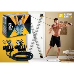 Tensores elásticos Just Up Gym X