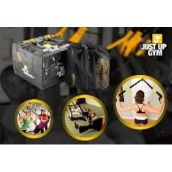 Elástico para TRX  Exercícios de Suspensão Just Up Gym