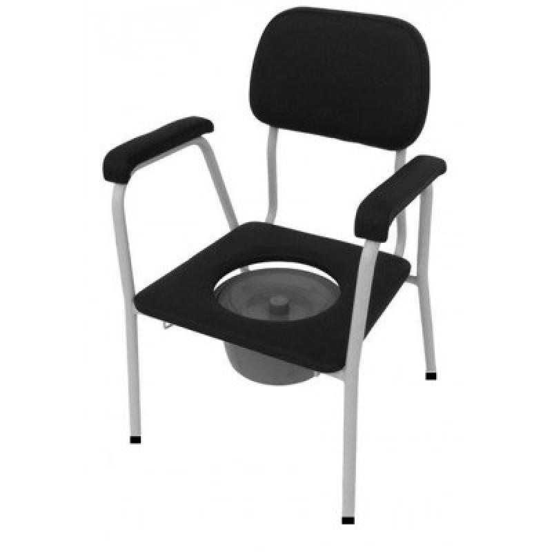 f48dbd55ef67 Cadeira Sanitaria Estofada - na categoria Material de Penso (Lojapro)