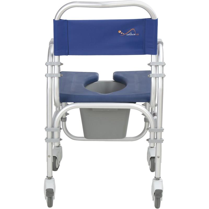 ab292dab54f1 ... Cadeiras de Banho - Cadeira Sanitária e de Banho com Rodas Pacific