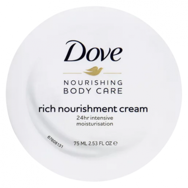 Creme de Corpo Dove 75ml Rich Nourishment