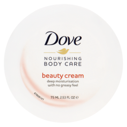 Creme de Corpo Dove 75ml Beauty Cream
