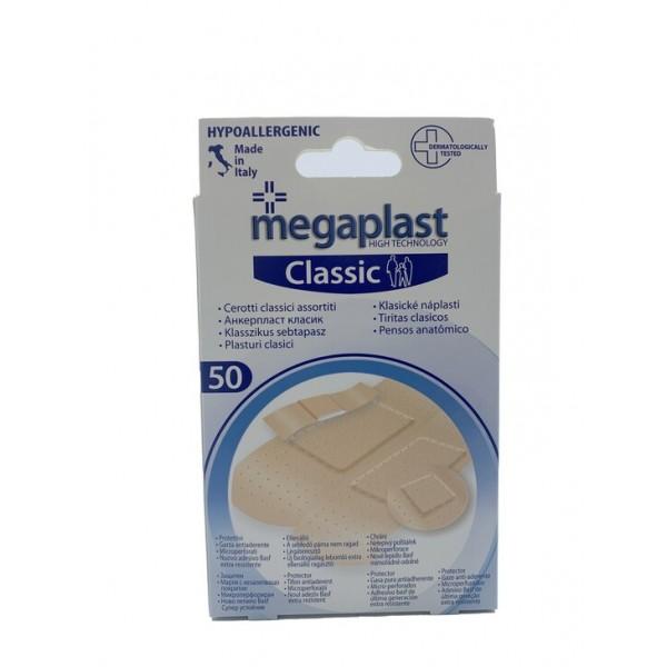 Pensos Sortidos Megaplast 50 unidades