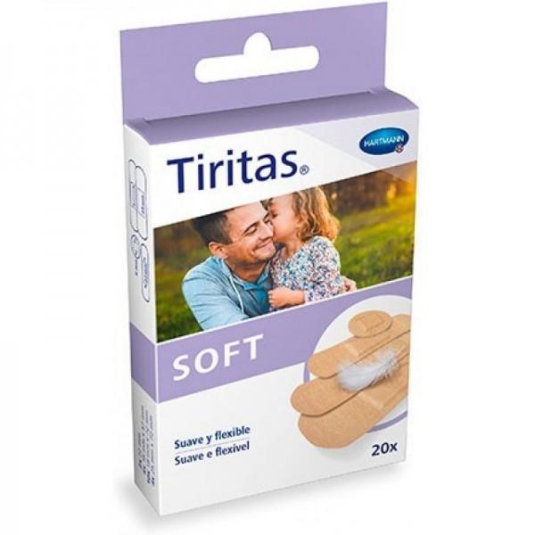 Tiritas Soft Sortidos