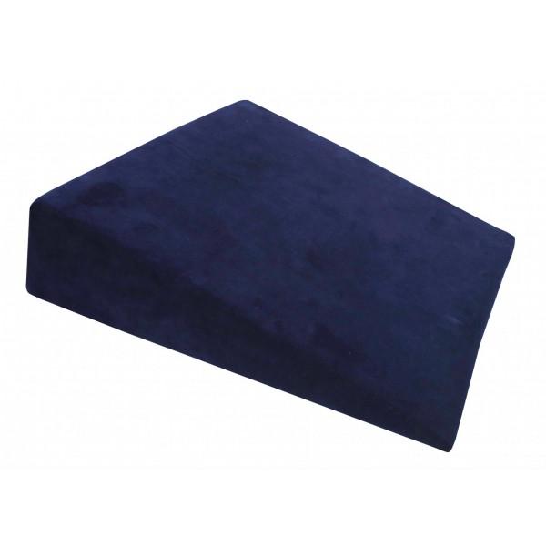 Almofada em Cunha de Apoio De Pernas e Tronco em Algodão – 20 cm